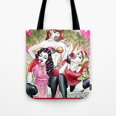 Blazing Summer Dream Tote Bag