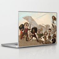 Tribute To Firefly Laptop & iPad Skin