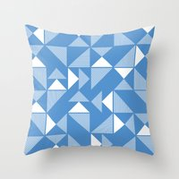PAPOPAPO Throw Pillow