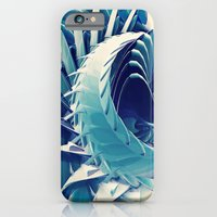 iPhone & iPod Case featuring Space Abstract  by Msimioni