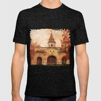 Season of Fire part II Mens Fitted Tee Tri-Black SMALL