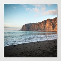 Cliffs of the Giants Canvas Print
