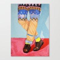 Summer hues Canvas Print