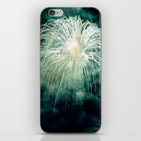 Firework iPhone & iPod Skin