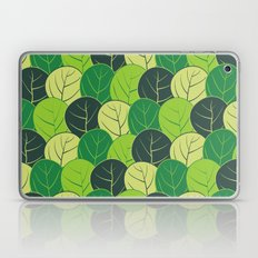 Spring forest Laptop & iPad Skin