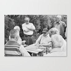 Calle de Provença Canvas Print