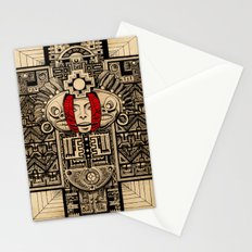 Espero que encuentre la paz Stationery Cards