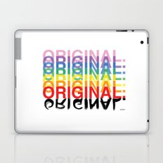 Original. Laptop & iPad Skin