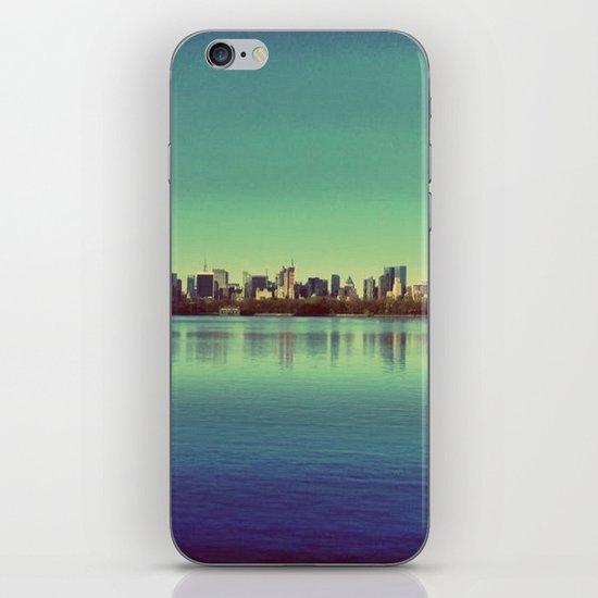 New York.. I've got you under my skin iPhone & iPod Skin