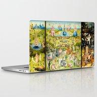 The Garden Of Earthly De… Laptop & iPad Skin