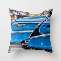 Kings of the East Coast Throw Pillow