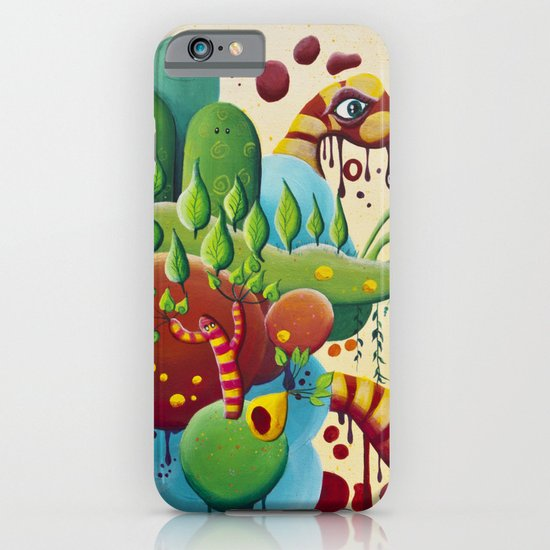 Dripping Drops iPhone & iPod Case