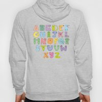 Dogs alphabet Hoody