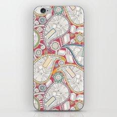 book paisley iPhone & iPod Skin