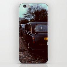 London Cab iPhone & iPod Skin