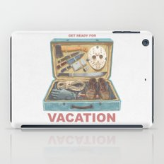 Get Ready For Vacation iPad Case