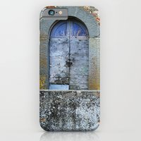 iPhone & iPod Case featuring Old House in Italy by Claude Gariepy