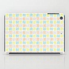 woven iPad Case