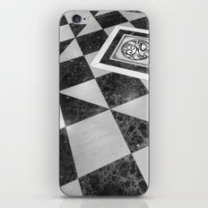Mind Your Steps iPhone & iPod Skin
