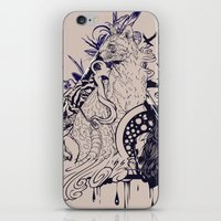 Playful Mind iPhone & iPod Skin
