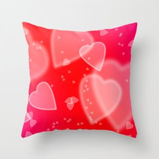 Heart Me Throw Pillow