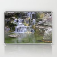 Waterfalls Color Photo N… Laptop & iPad Skin