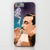 iPhone & iPod Case featuring Django Reinhardt by Kim Hoffnagle