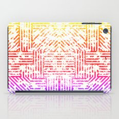 Rainbow Stripes iPad Case
