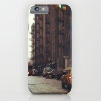 Rainy Day NYC iPhone 6 Slim Case