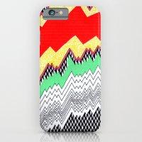 Isometric Harlequin #1 iPhone 6 Slim Case