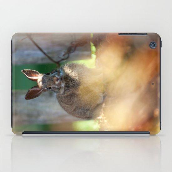 Backyard Friend iPad Case