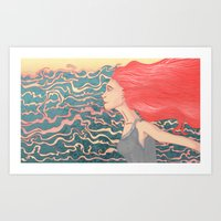 Same Sun Art Print