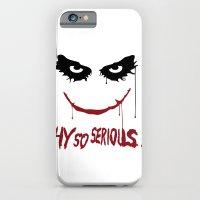 Joker - Why so serious? iPhone 6 Slim Case