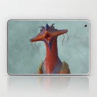 Beak Portrait Laptop & iPad Skin