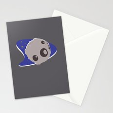 Moon Girl Logo Stationery Cards