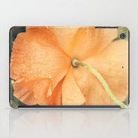 Orange You Happy iPad Case