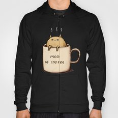 Mog of Coffee Hoody