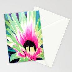 Bursting Bloom Stationery Cards