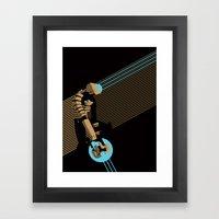 The Engineer Framed Art Print