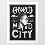 Good Kid Art Print