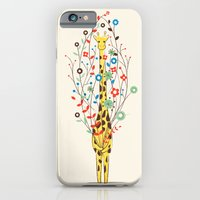iPhone & iPod Case featuring I Brought You These Flowers by Jay Fleck