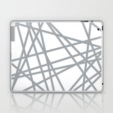 To The Edge Grey Laptop & iPad Skin