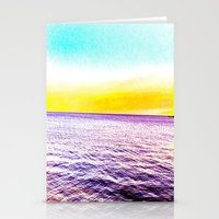 Remember the Past Stationery Cards