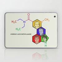 Lysergic Acid Diethylami… Laptop & iPad Skin