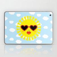 Hello Sunshine Laptop & iPad Skin
