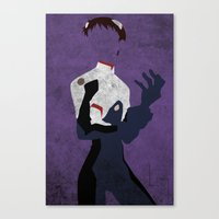 Shinji Canvas Print