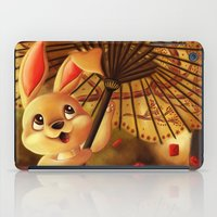 Year of the Bunny iPad Case