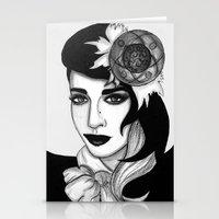 Ashley Dzerigian in VOGUE Stationery Cards