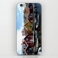 Back In Business iPhone & iPod Skin