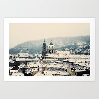 St. Nicholas Church Art Print